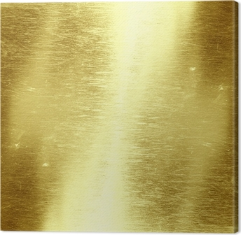 Tableau sur toile Fond d'or