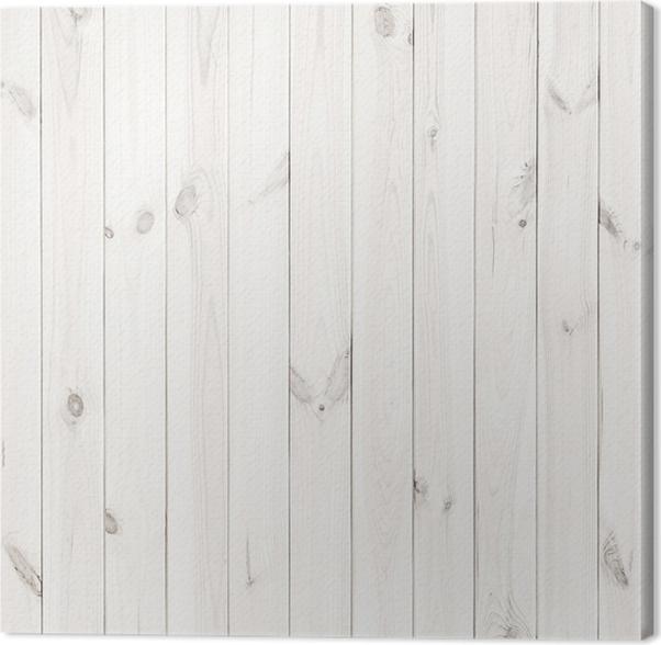 tableau sur toile fond de texture bois blanc vue de dessus de table en bois pixers nous. Black Bedroom Furniture Sets. Home Design Ideas