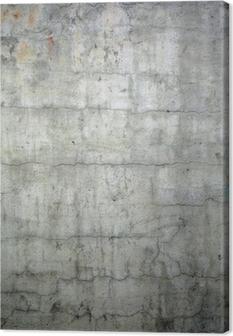 Tableau sur toile Grunge texture de fond en béton