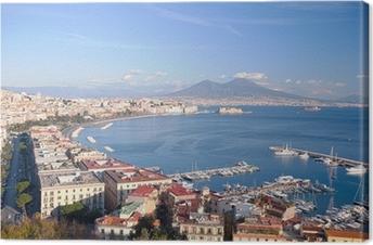 Tableau sur toile Gul de Naples