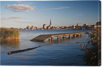 Tableau sur toile Hochwasser