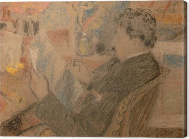Tableau sur toile Jan Toorop - Esquisse - Reproductions