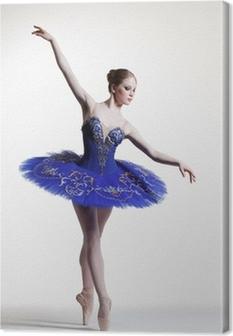 Tableau sur toile Le danseur