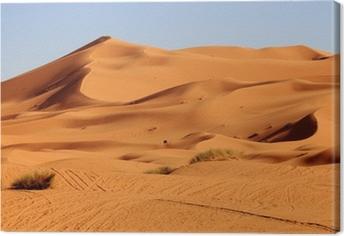 Tableaux Sur Toile Sahara Pixers Nous Vivons Pour Changer