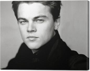 Tableau sur toile Leonardo DiCaprio