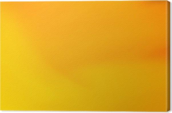 Tableau sur toile Les couleurs chaudes, fond, jaune, orange • Pixers ...