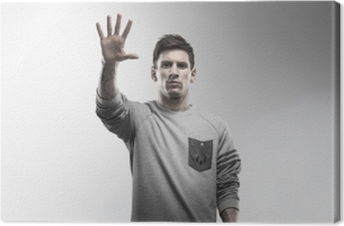 Tableau sur toile Lionel Messi