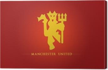 Tableau sur toile Manchester United