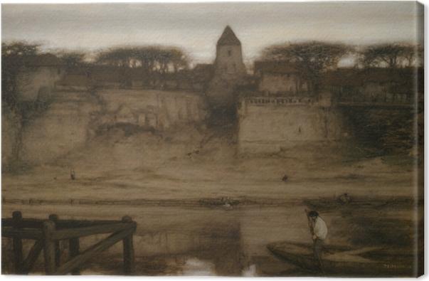 Tableau sur toile Matthijs Maris - Saint-Ouen - Reproductions