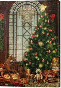 Tableau sur toile Merry christmas