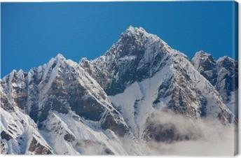 Tableau sur toile Montagnes de l'Himalaya