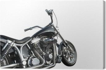 Tableau Moto Noir Et Blanc Valentino Rossi Sur Toile Moto