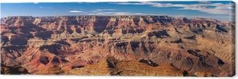 Tableau sur toile Panoramique du Grand Canyon, États-Unis