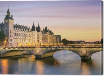 Tableau sur toile Paris, Conciergerie