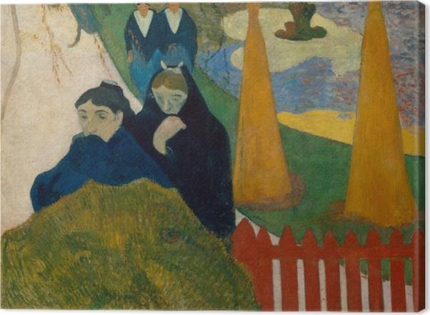 Tableau sur toile Paul Gauguin - Mistral - Reproductions