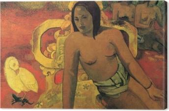 Tableau sur toile Paul Gauguin - Vairumati