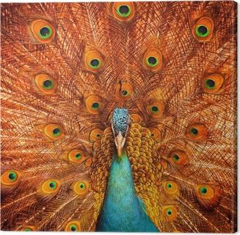 tableaux sur toile plumes d 39 oiseaux pixers nous vivons pour changer. Black Bedroom Furniture Sets. Home Design Ideas