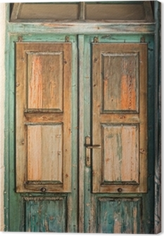 tableaux sur toile portes pixers nous vivons pour changer. Black Bedroom Furniture Sets. Home Design Ideas
