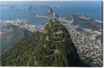 Tableau sur toile Rio janeiro