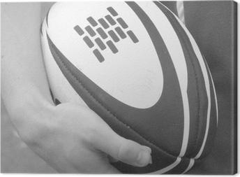 Tableau sur toile Rugby 30