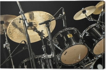 Tableau sur toile Schlagzeug