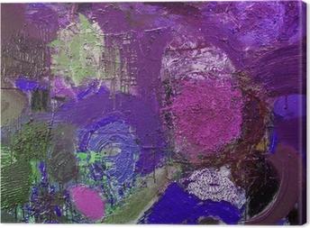 Tableau sur toile Signes abstraits