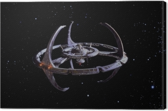 Tableau sur toile Star Trek