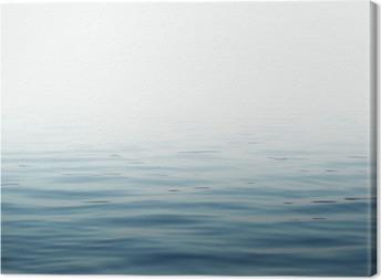 Tableau sur toile Surface de l'eau