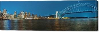 Tableau sur toile Sydney