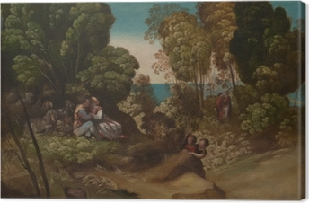 Tableau sur toile The Three Ages of Man