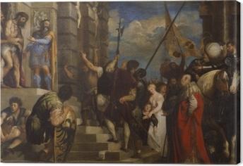 Tableau sur toile Titien - Ecce Homo
