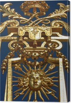 Tableau sur toile Versailles - Chateau 7