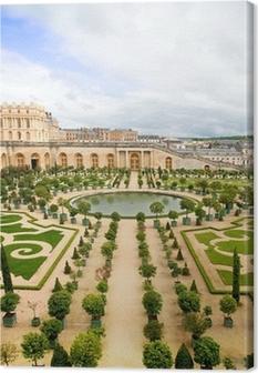 Tableau sur toile Versailles Garden, France