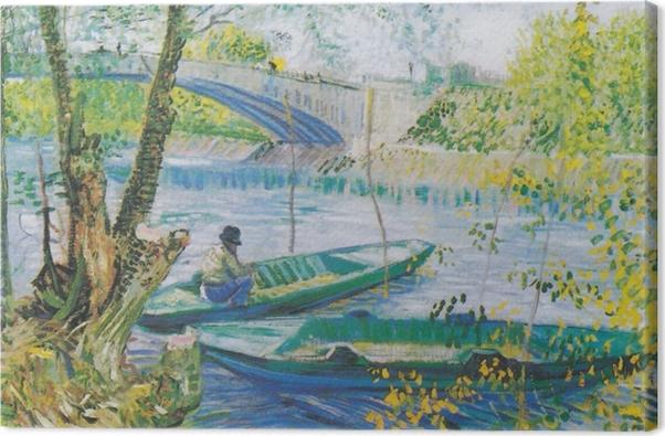 Tableau sur toile Vincent van Gogh - À la porte de l'éternité - Reproductions