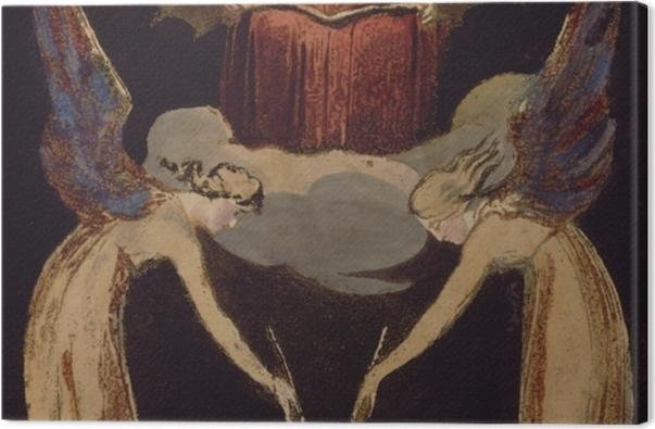Tableau sur toile William Blake - Religion et psychologie - Reproductions
