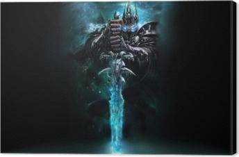 Tableau sur toile World of Warcraft