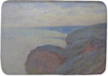 Tappetino per bagno Claude Monet - Steef scogliere vicino a Dieppe