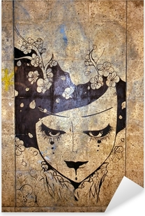 Graffiti - Street art Pixerstick Tarra