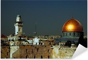 Jerusalem Pixerstick tarra