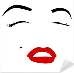 Marilyn monroe Pixerstick Tarra