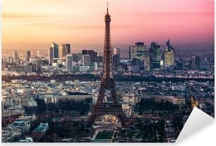 Pariisi Pixerstick tarra