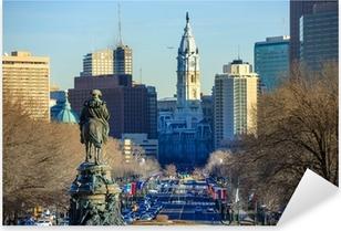 Philadelphia skyline Pixerstick tarra