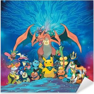Pokemon Pixerstick Tarra
