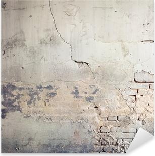 Seinän tausta Pixerstick Tarra