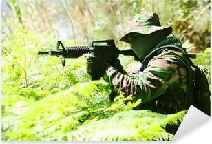 Dating erikoisjoukkojen sotilas
