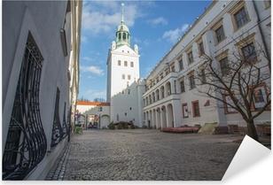 Szczecin - zamek książąt pomorskich Pixerstick tarra