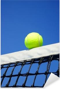 Tennis pallo Pixerstick tarra