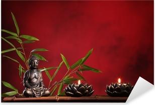 Zen-käsite Pixerstick tarra