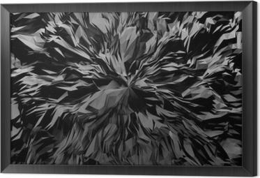 Tavla i Ram 3d abstrakt bakgrund