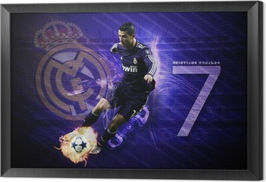 Tavla i Ram Cristiano Ronaldo